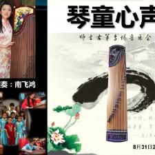 gu zheng concert